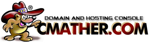 CMatherNET Domain and Hosting Console